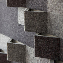 tac tile sound absorbing wall systems