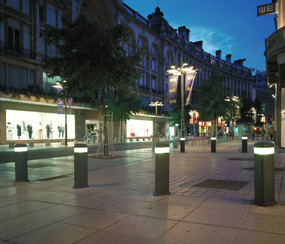 FINISTERRE LED  Bollard lights from Santa  Cole  Architonic