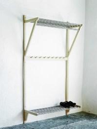 STEEL COAT RACK - Built-in wardrobes from Olby Design ...
