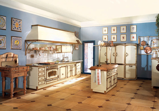 GUICCIARDINI PALACE KITCHEN  Fitted kitchens from Officine Gullo  Architonic