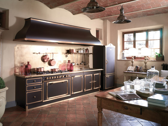 ARTIMINO PALACE KITCHEN  Fitted kitchens from Officine Gullo  Architonic