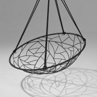Basket Twig by Studio Stirling | hanging swing chair | Product