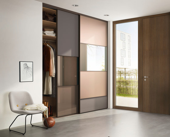 S 1200 SLIDING DOOR SYSTEM Space Dividing Storage From