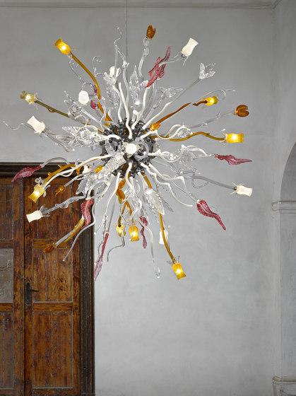 bor roofing prato di fiori - suspended lights from lasvit | architonic
