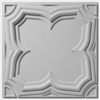 GOTHIC TEGULAR CEILING TILE - Mineral composite panels von ...