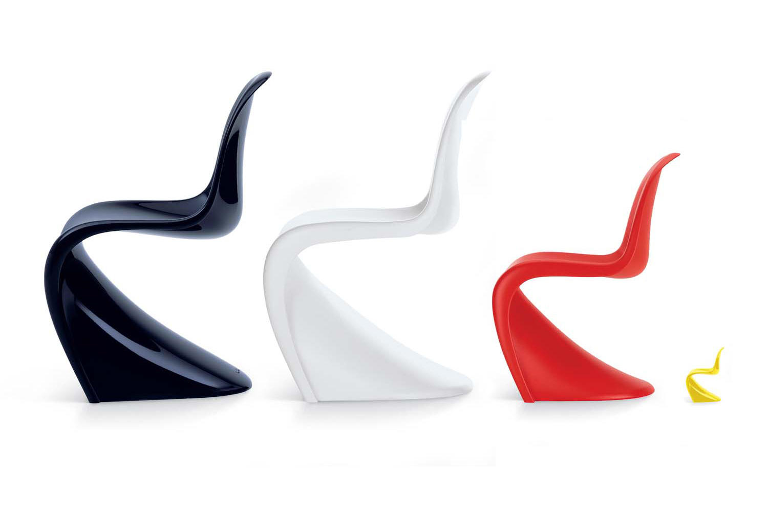 vernon panton chair oxo tot sprout high chairs from vitra architonic
