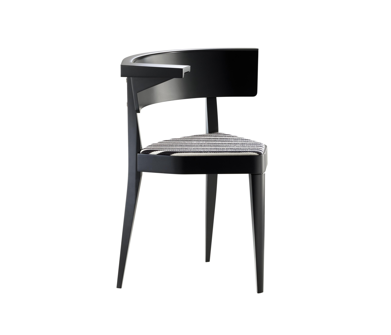 3 legged chair brown dining chairs leg base high quality designer architonic b1 three tecta