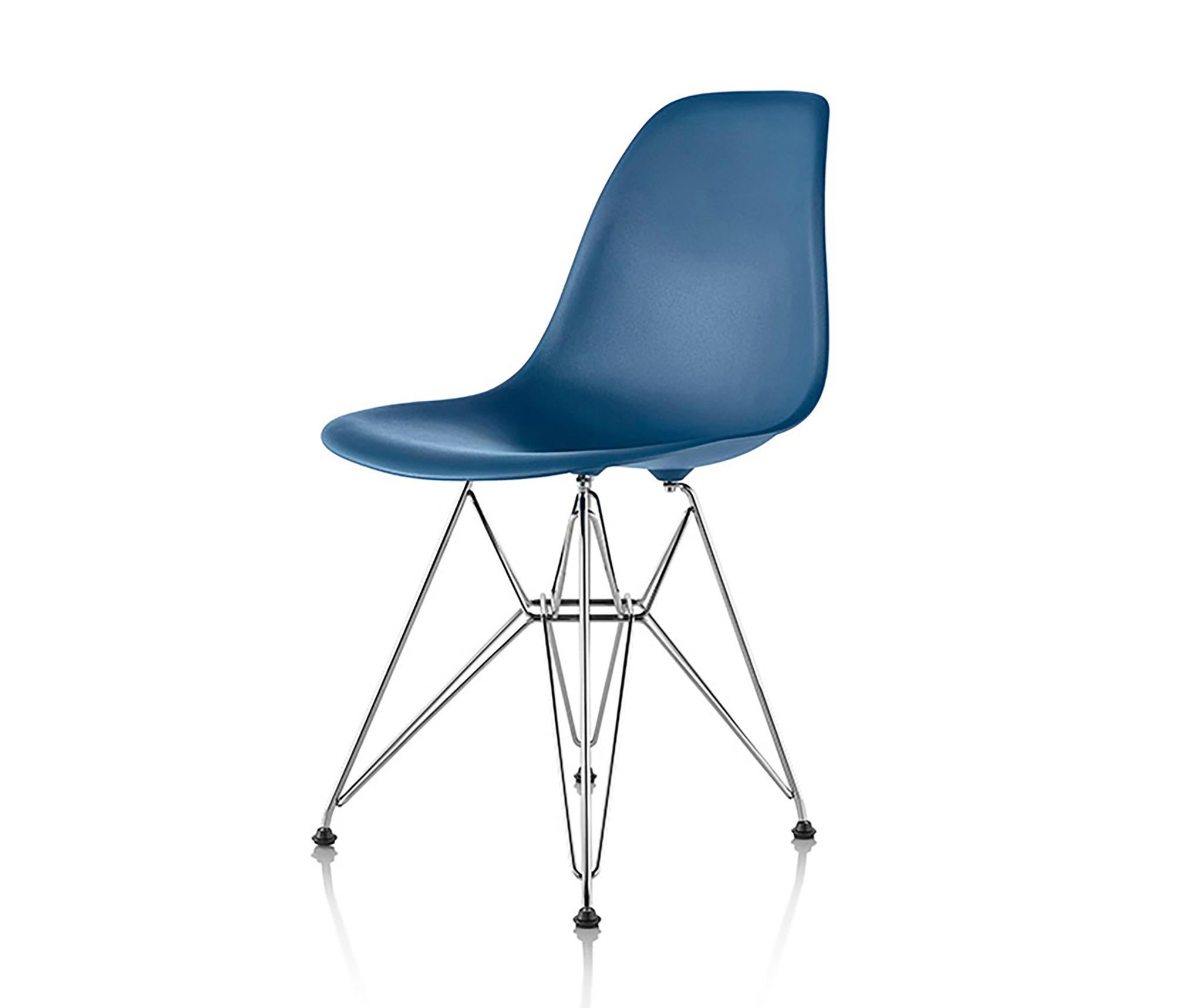 eames molded side chair outdoor plastic chairs stackable from herman miller architonic by