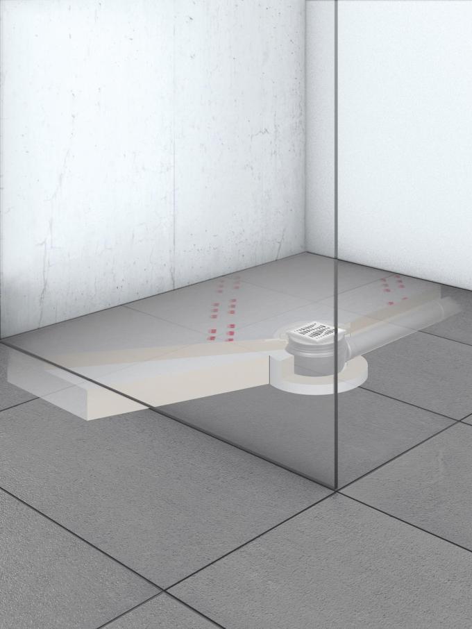 Aco Showerdrain Badablauf Showerboard Architonic