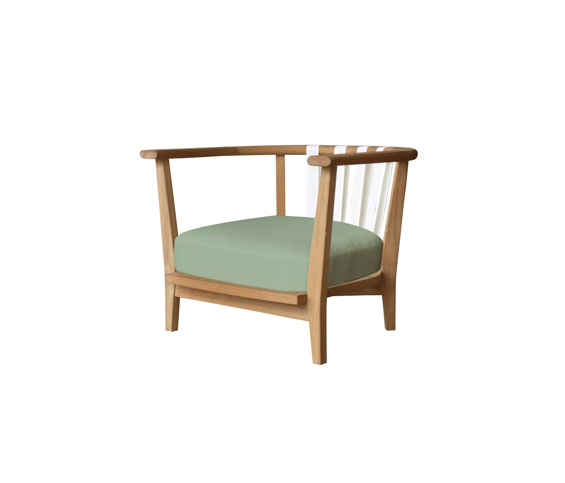 lounge chair outside office gel cushion tiera outdoor armchairs from deesawat architonic by