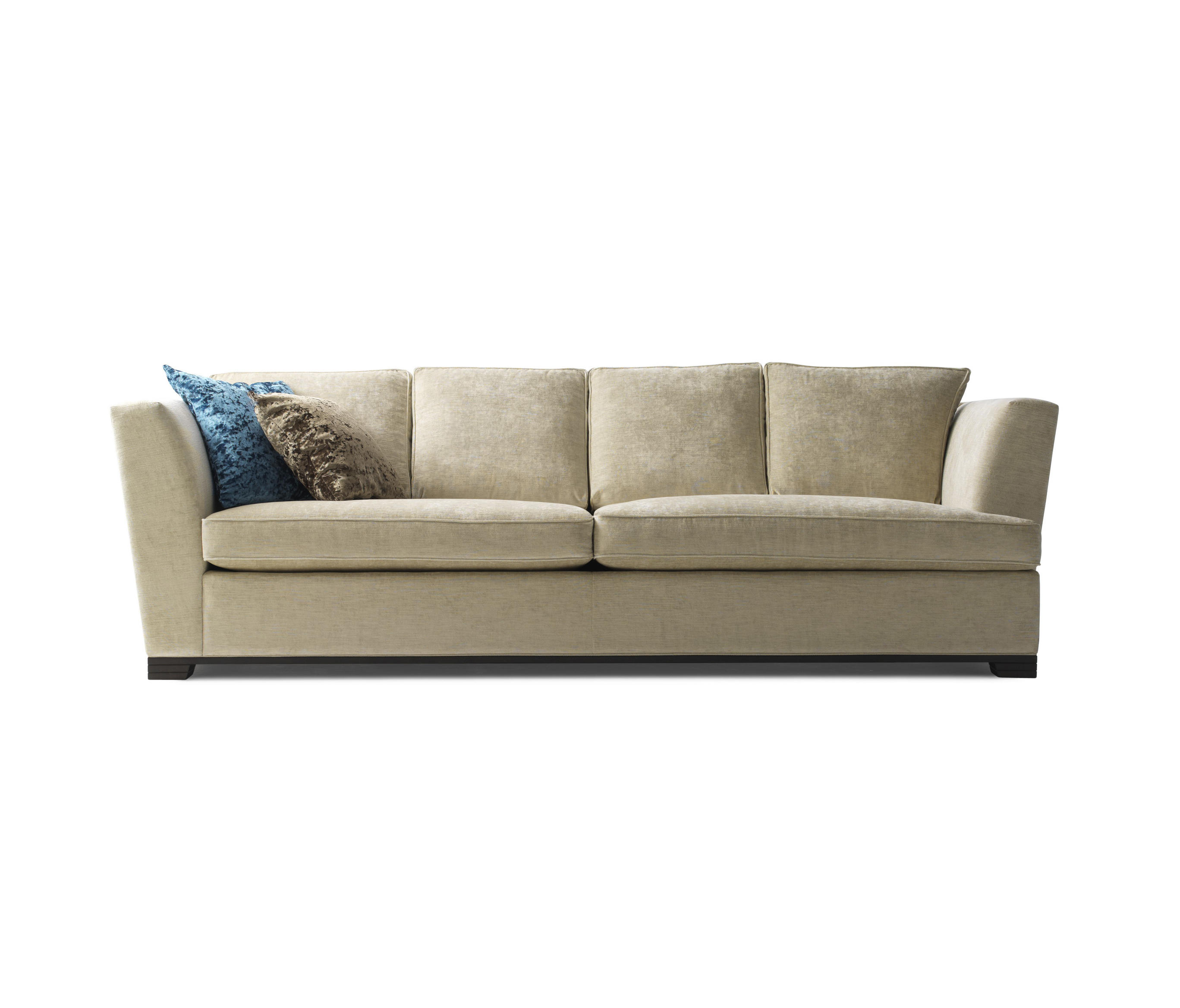 long sofa arm covers decorating around a dark brown bench thesofa
