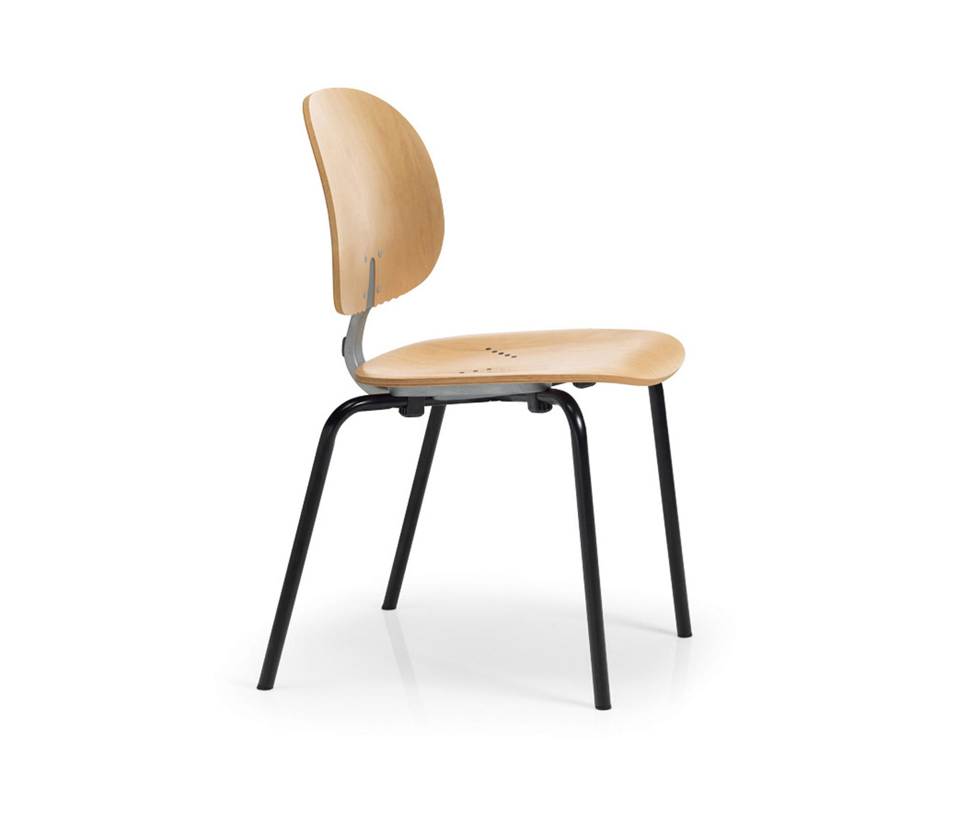 Ki Chairs Xylon Stack Chair Multipurpose Chairs From Ki Architonic
