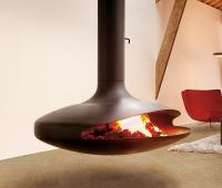 GYROFOCUS - Wood fireplaces from Focus | Architonic