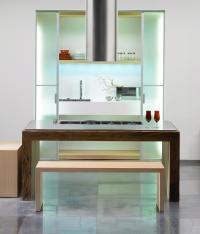CUCINA KITCHEN TABLE - Kitchen furniture from Haute ...