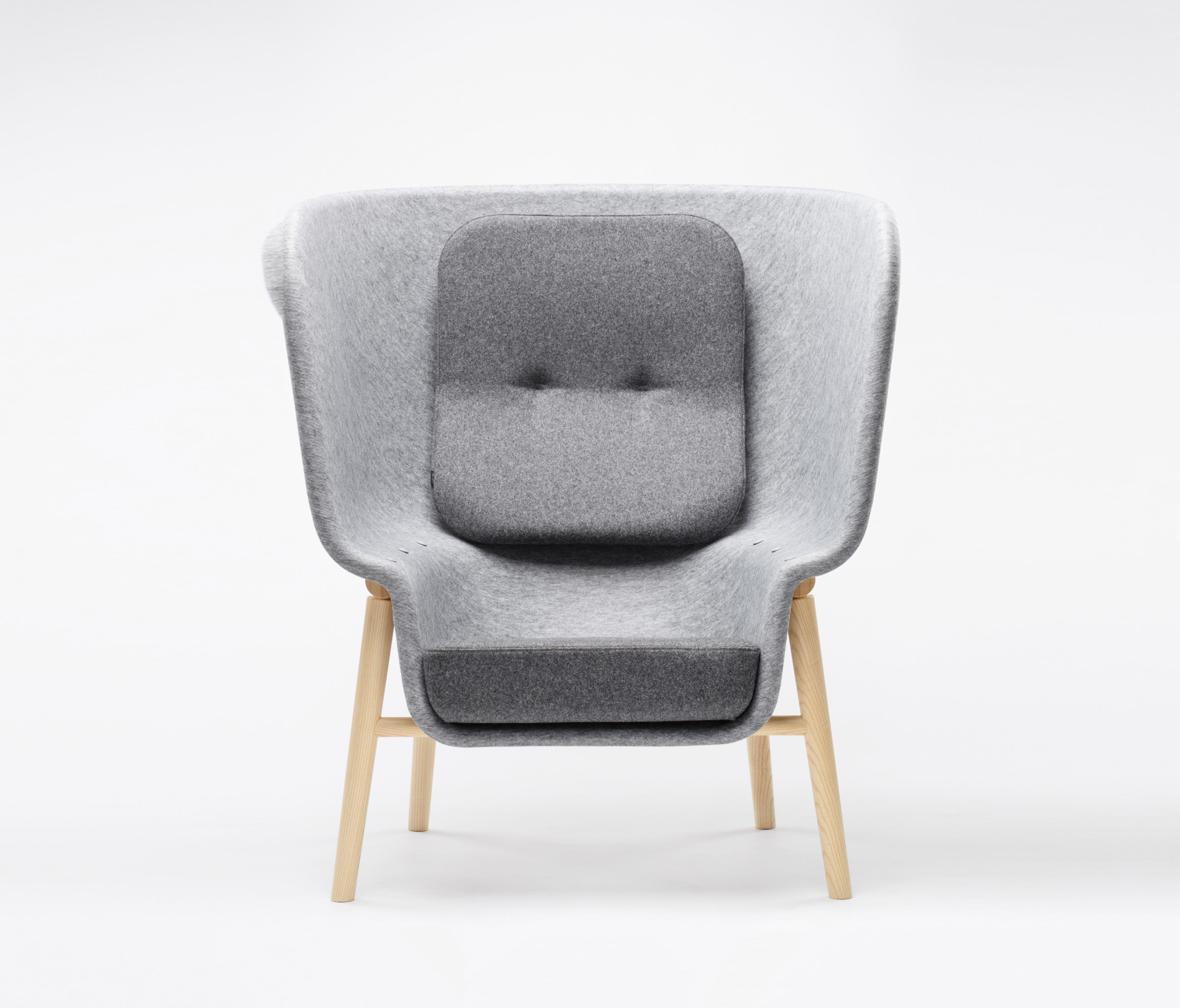 Pod Chairs Pod Privacy Chair Lounge Chairs From De Vorm Architonic