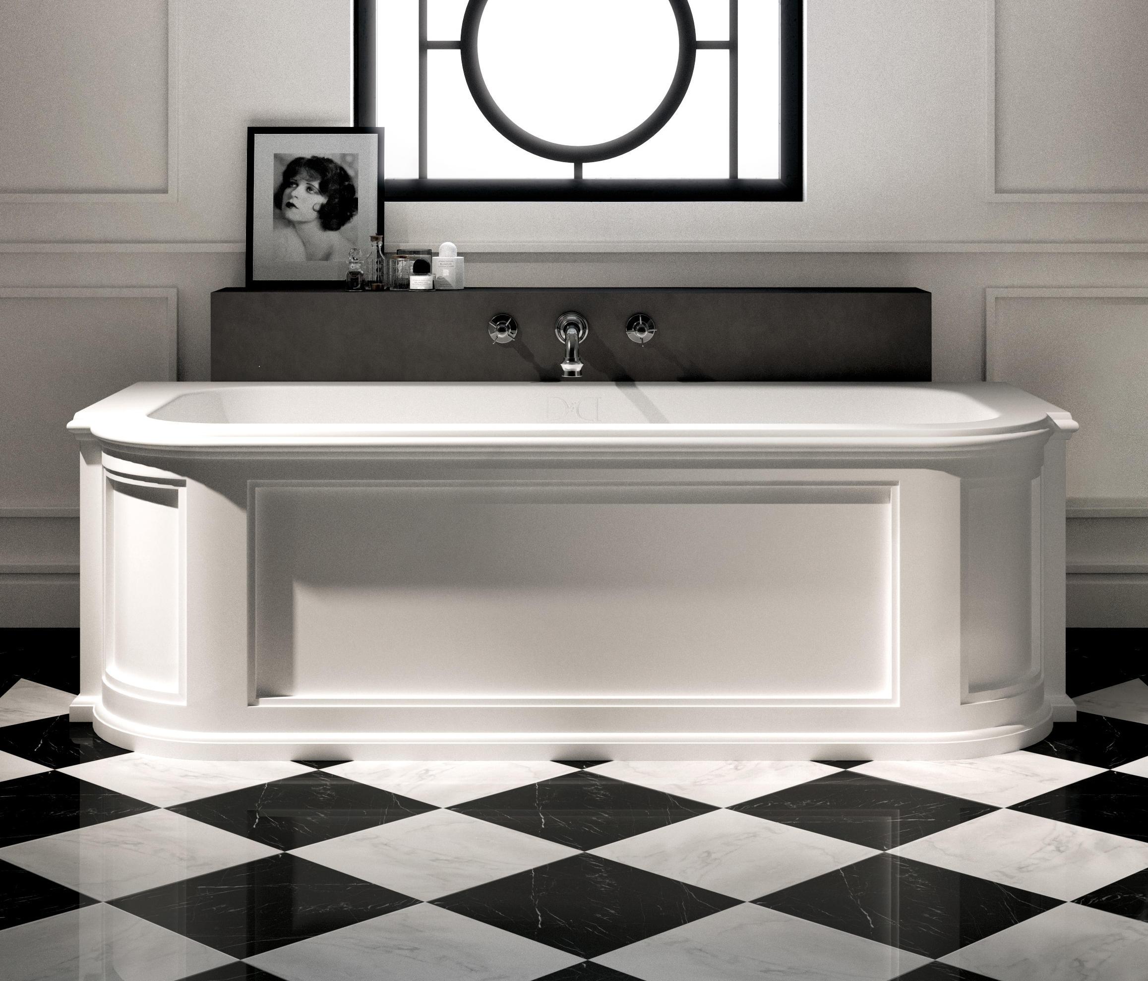 PRESIDENT BATHTUB  Bathtubs rectangular from DevonDevon