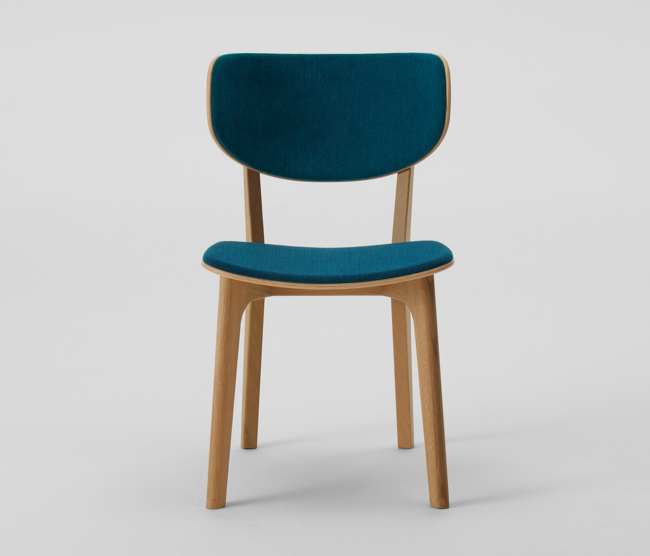 ROUNDISH ARMLESS CHAIR CUSHIONED  Chairs from MARUNI