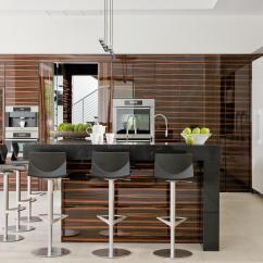 Kitchen Miami Island Tops Haus Bespoke Kitchens From Eggersmann Architonic By