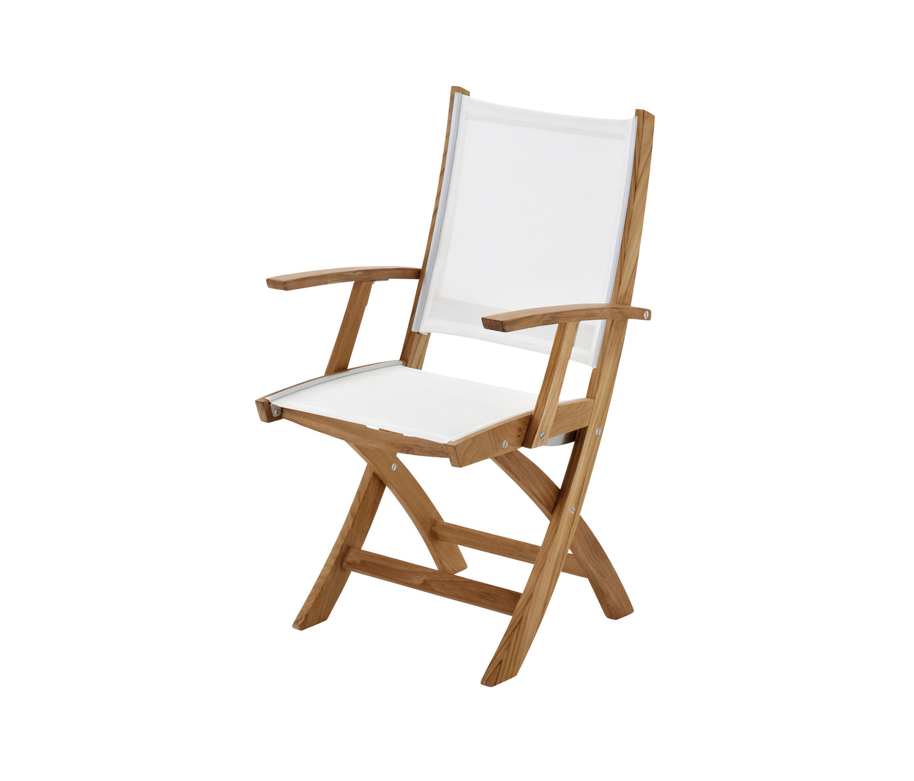 banquet chairs with arms serena dining chair solana folding garden by gloster