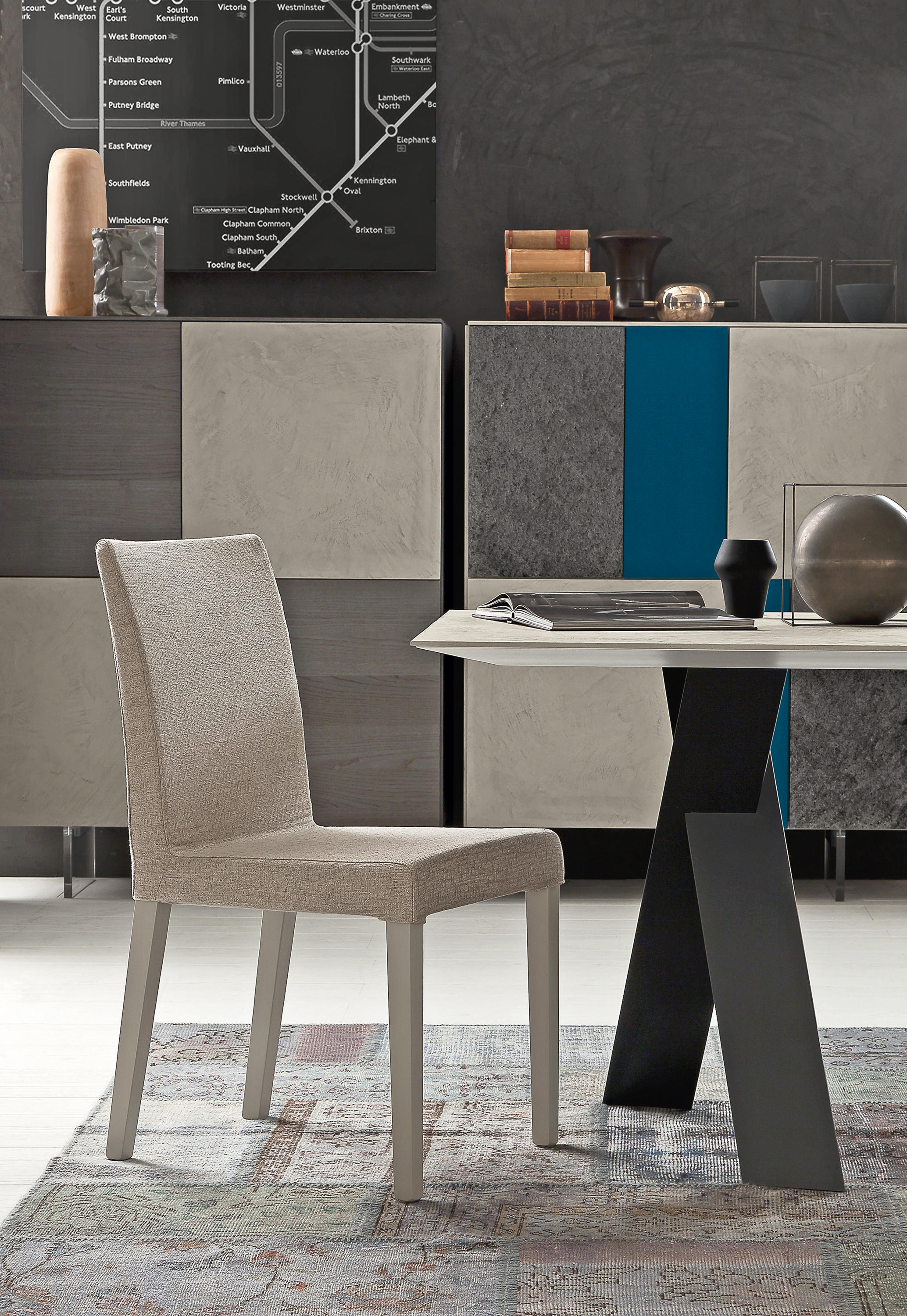 Flex Chairs Flex Chair Chairs From Presotto Architonic