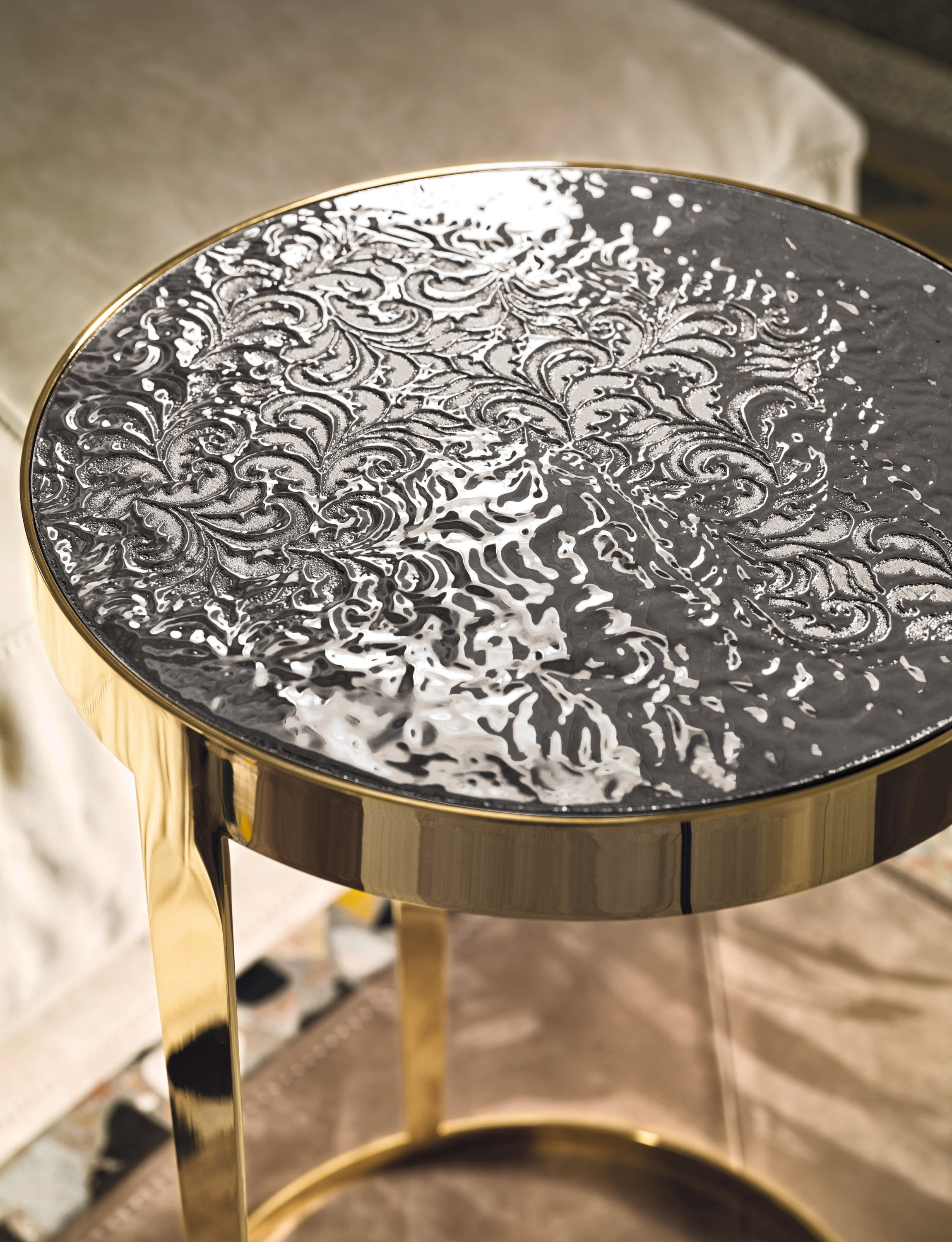 AMADEUS  Side tables from Longhi  Architonic