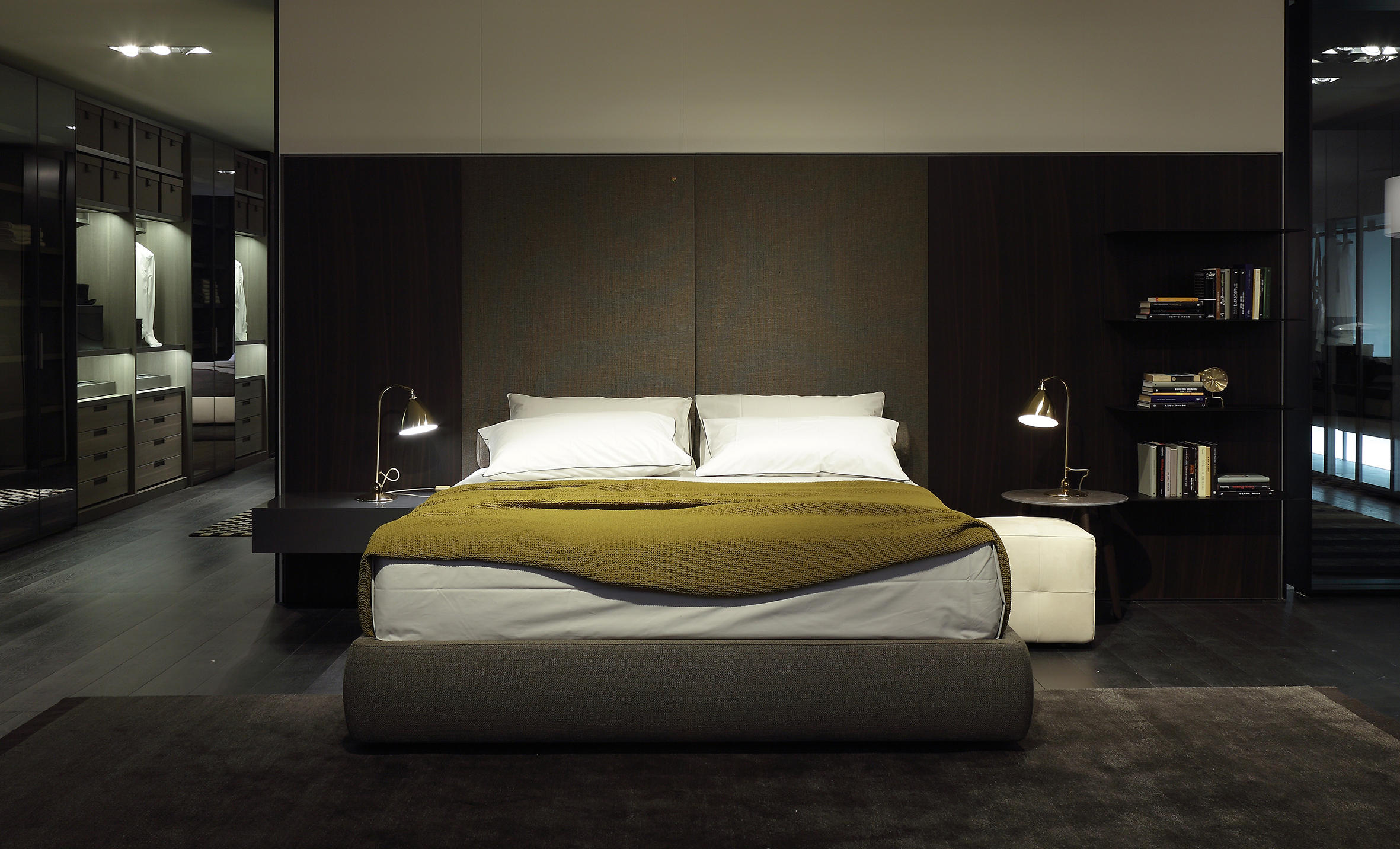 LAZE BED Beds From Poliform Architonic
