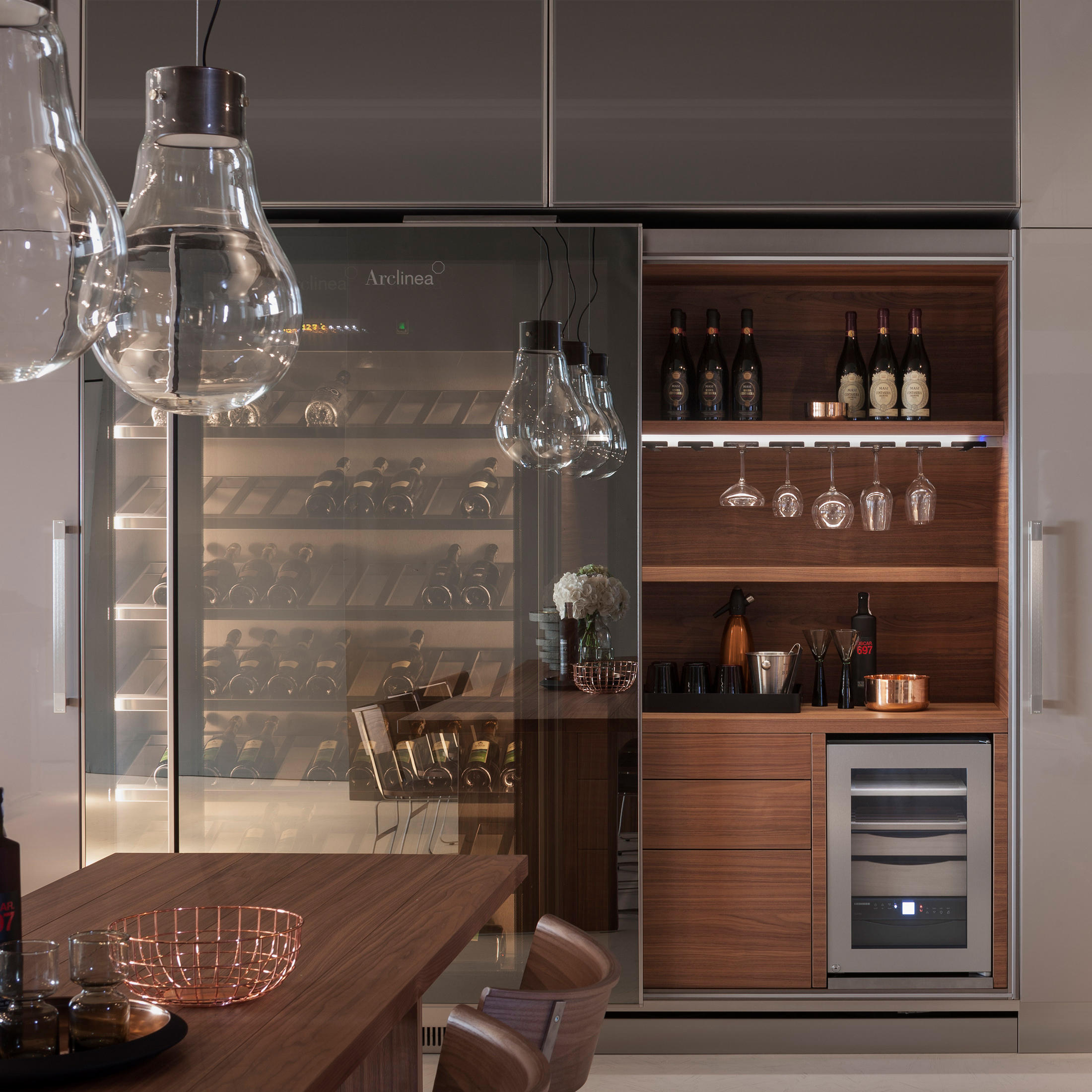 VINA EPICURE  Cabinets from Arclinea  Architonic