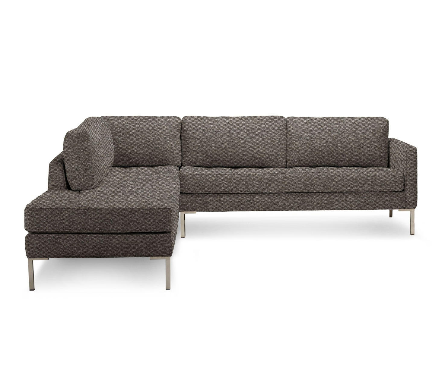 paramount sofa manhattan chaise sectional with bed left divani blu dot architonic