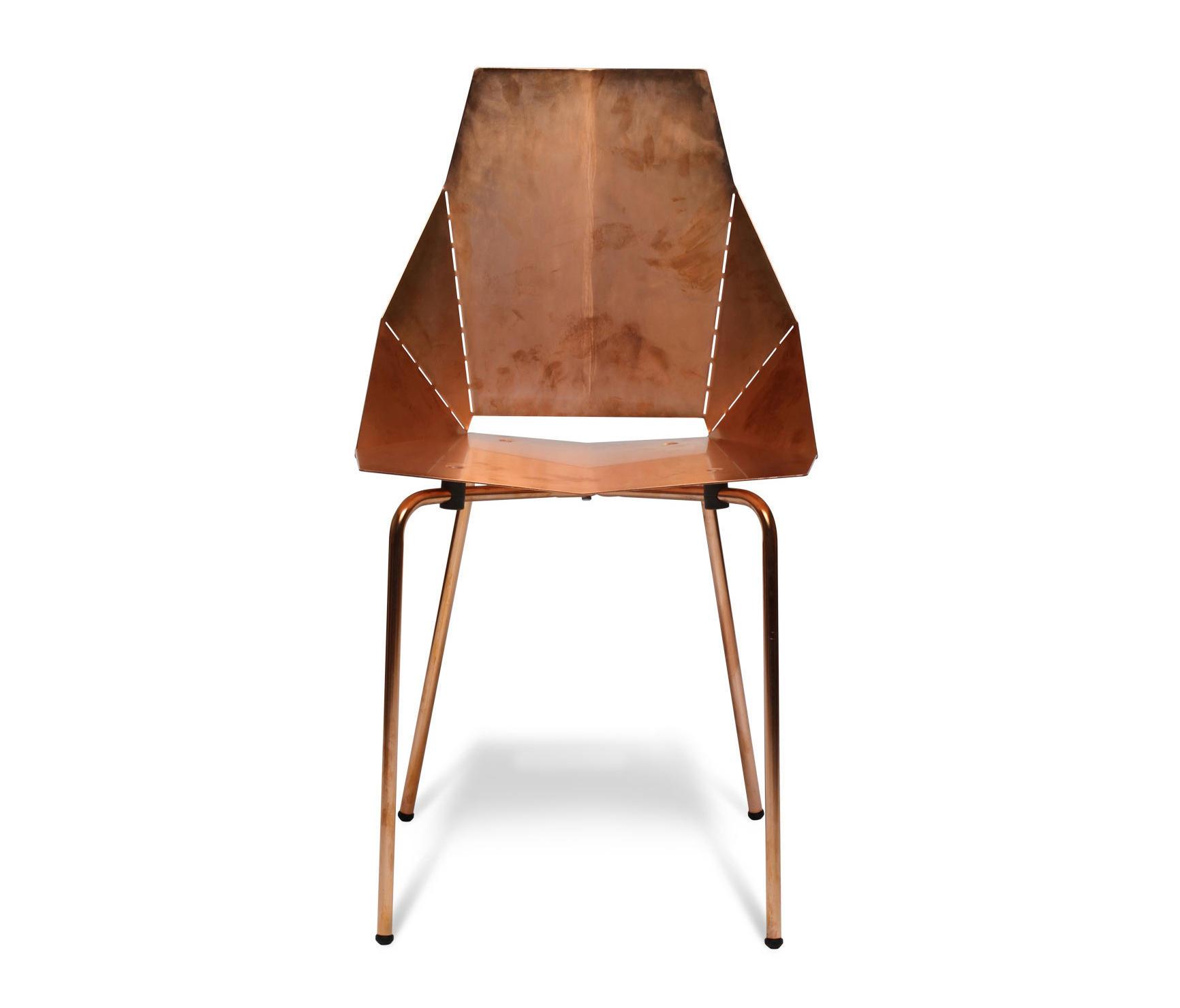 real good chair barber chairs copper restaurantstühle von blu dot