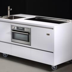 Compact Kitchens Win A Kitchen Makeover High Quality Designer Architonic Inselkuche Kaiser Kuche