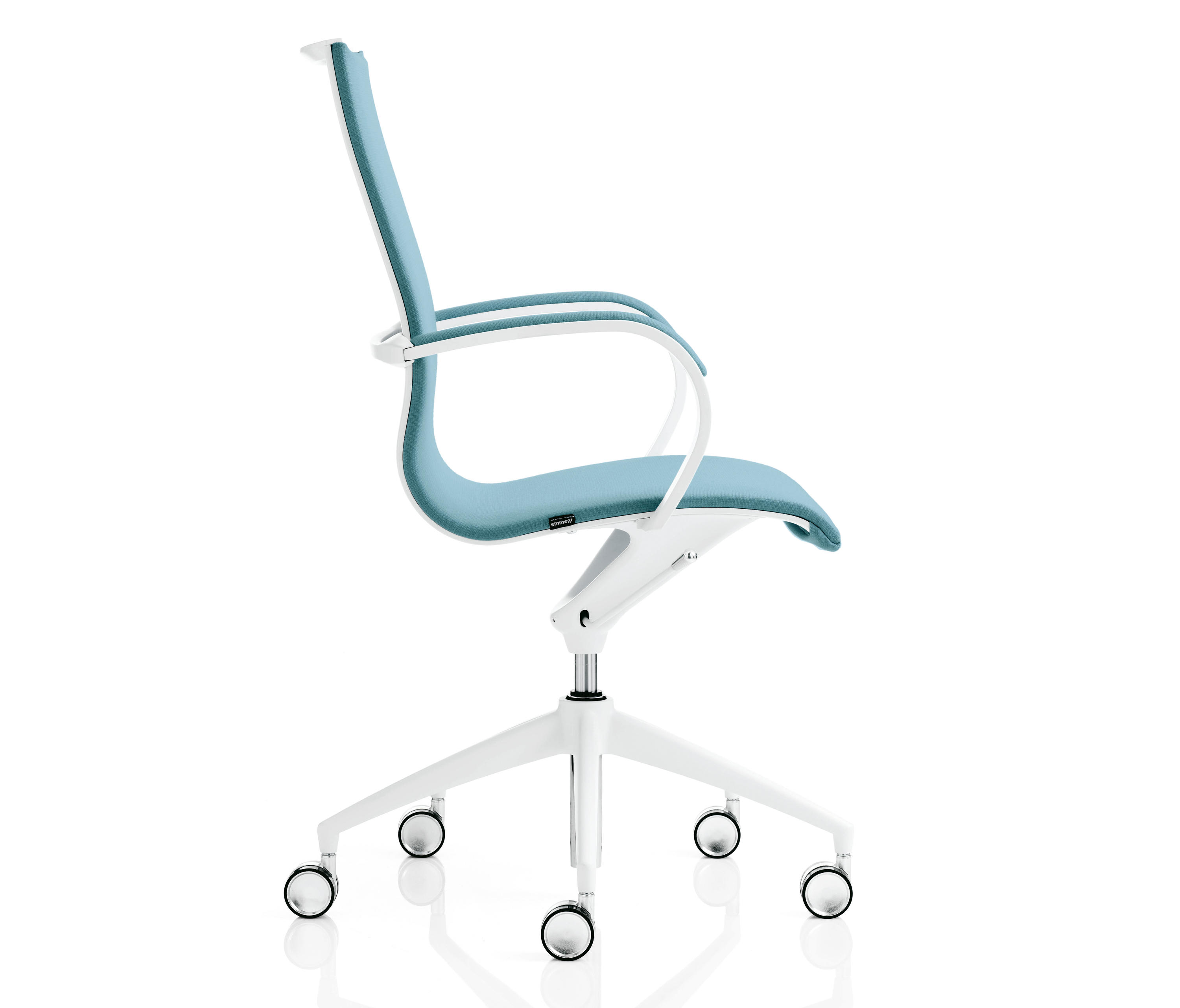 swivel chair em portugues covers or wedding 202 light sillas de oficina emmegi architonic