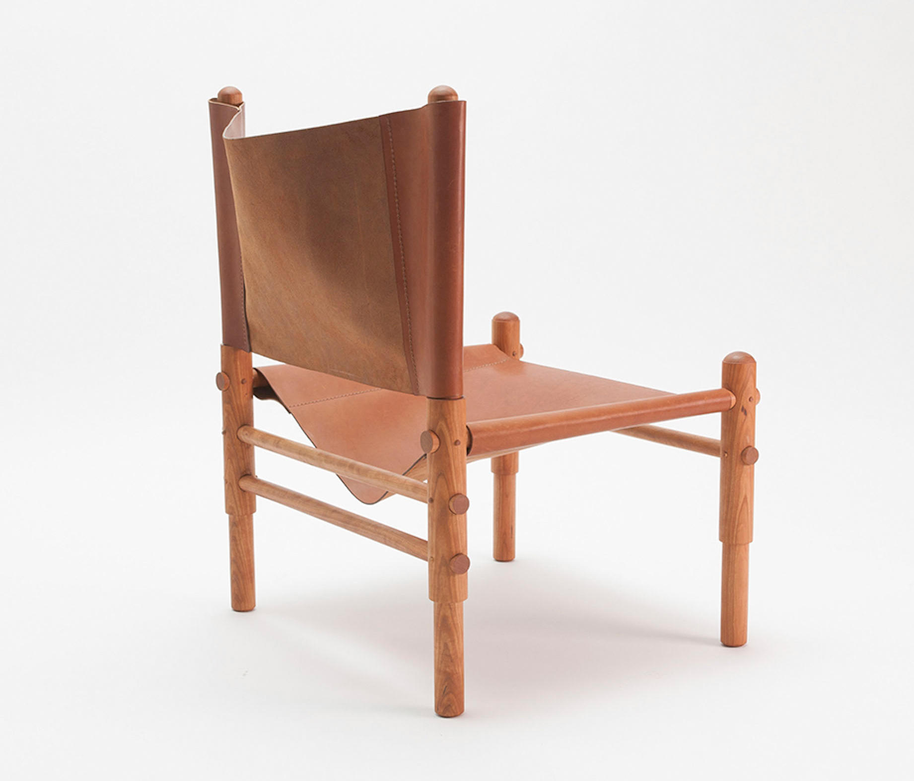 SLING CHAIR CHERRY