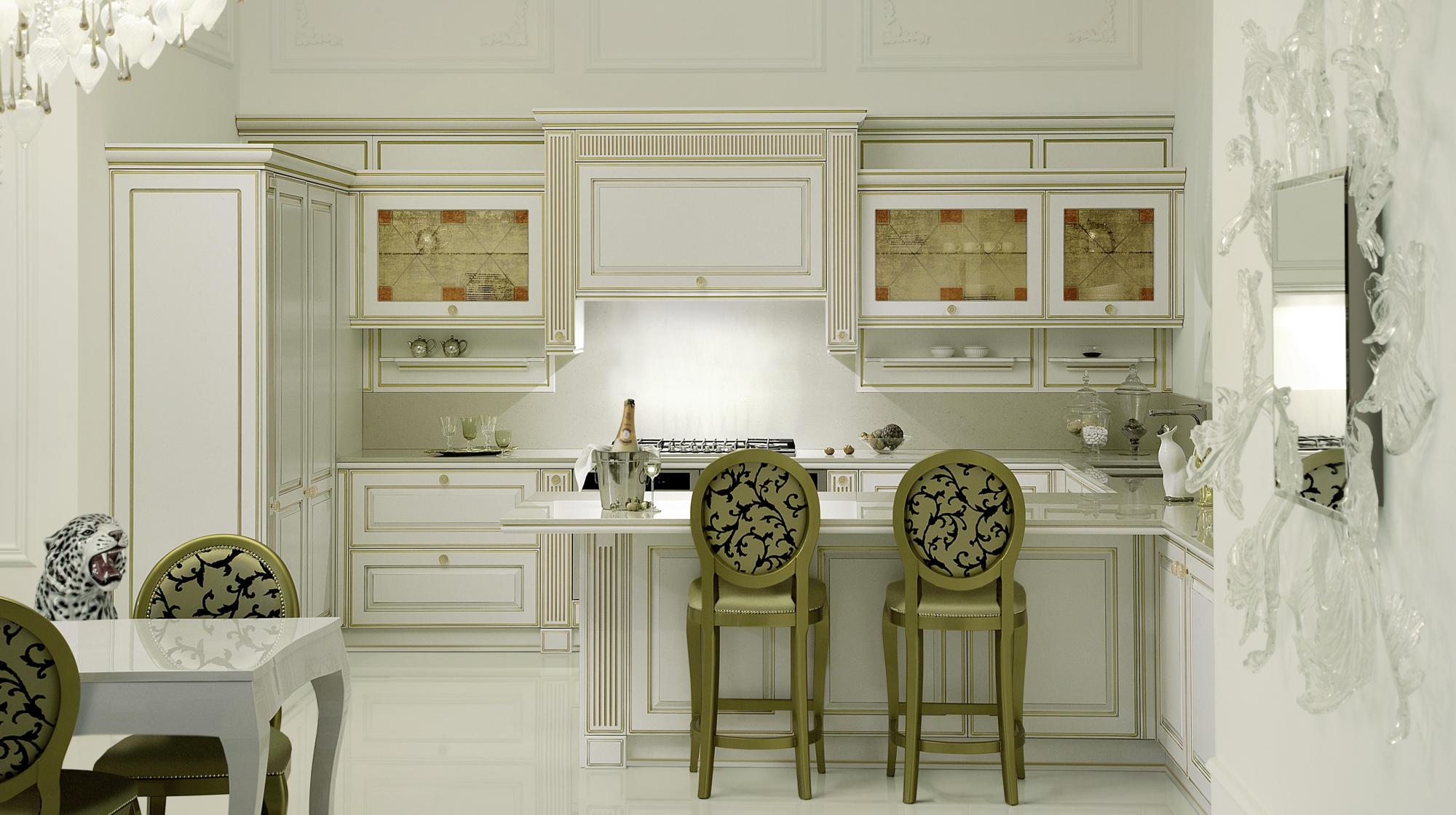 MIRABEAU  Cucine a parete Veneta Cucine  Architonic