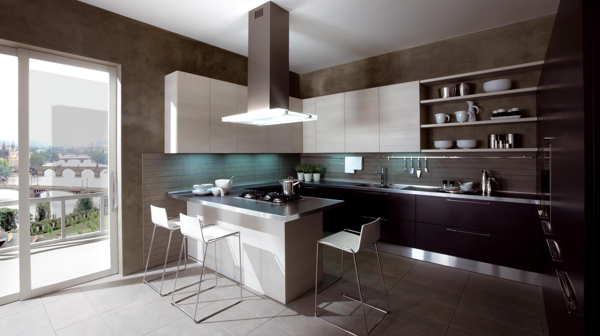 ETHICA DECORATIVO  Island kitchens from Veneta Cucine  Architonic