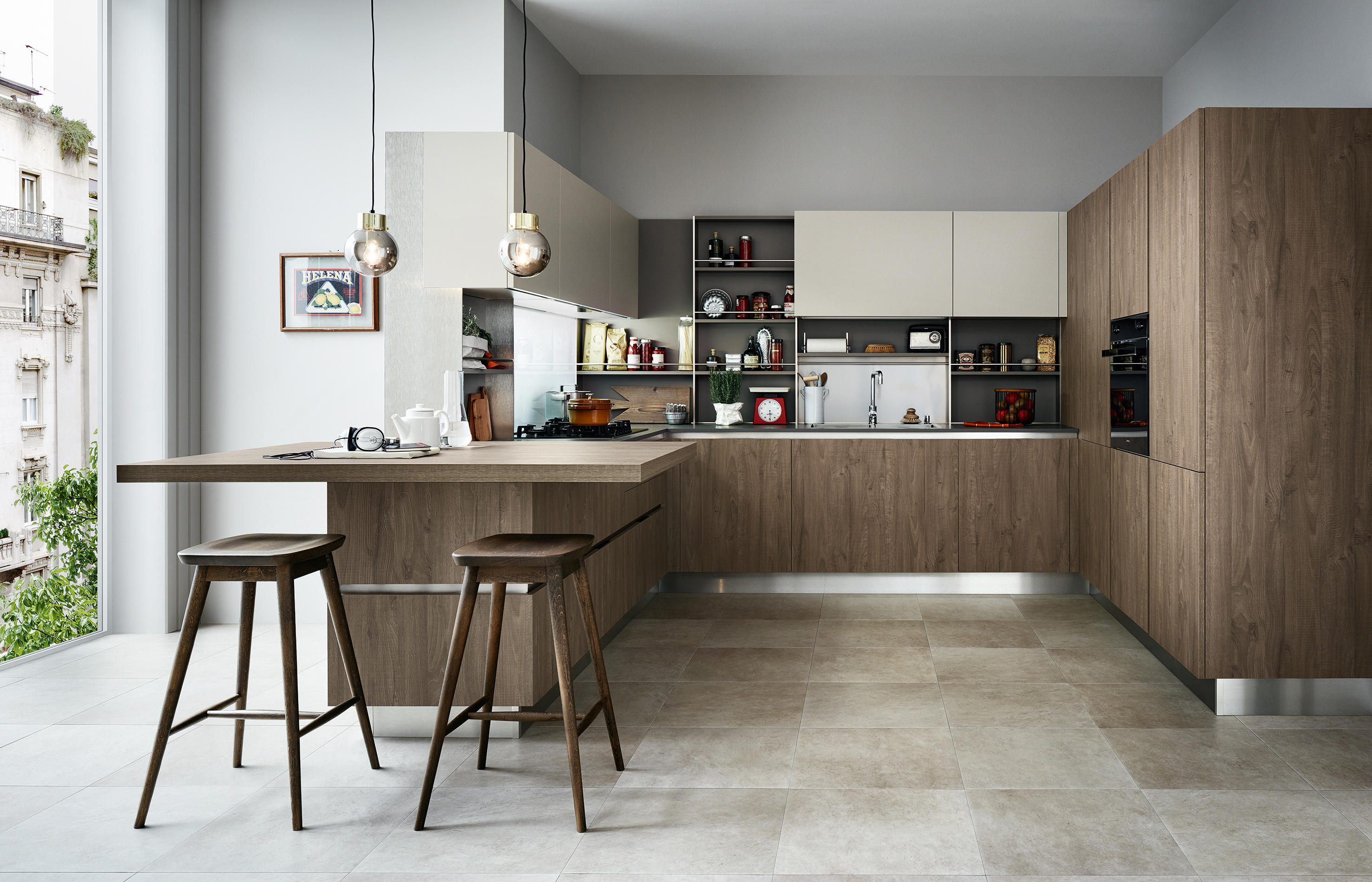 ETHICAGO  Fitted kitchens from Veneta Cucine  Architonic