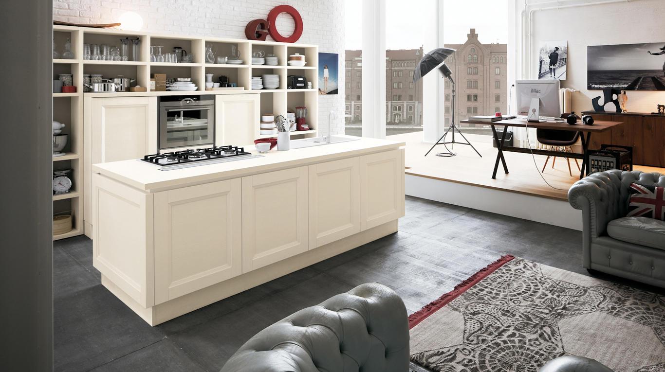 VINTAGE SHELLSYSTEM  Cucine parete Veneta Cucine  Architonic