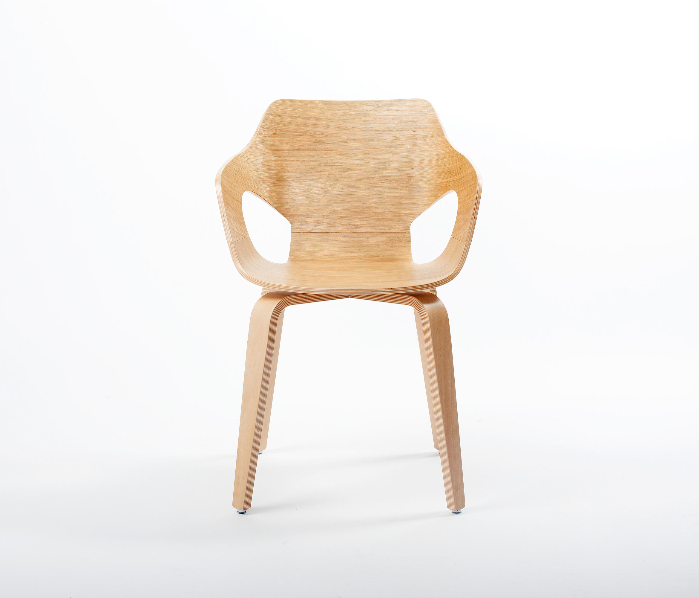 CURVED OAK CHAIR  Chairs from dutchglobe  Architonic