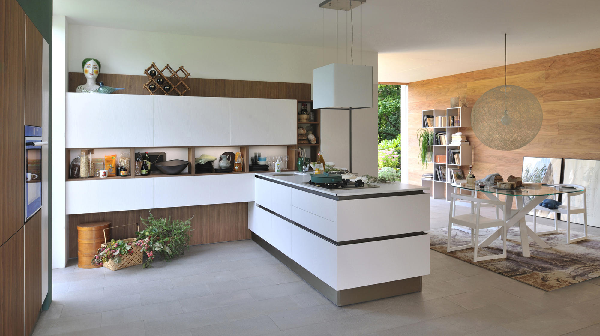 OYSTER PRO  Fitted kitchens from Veneta Cucine  Architonic