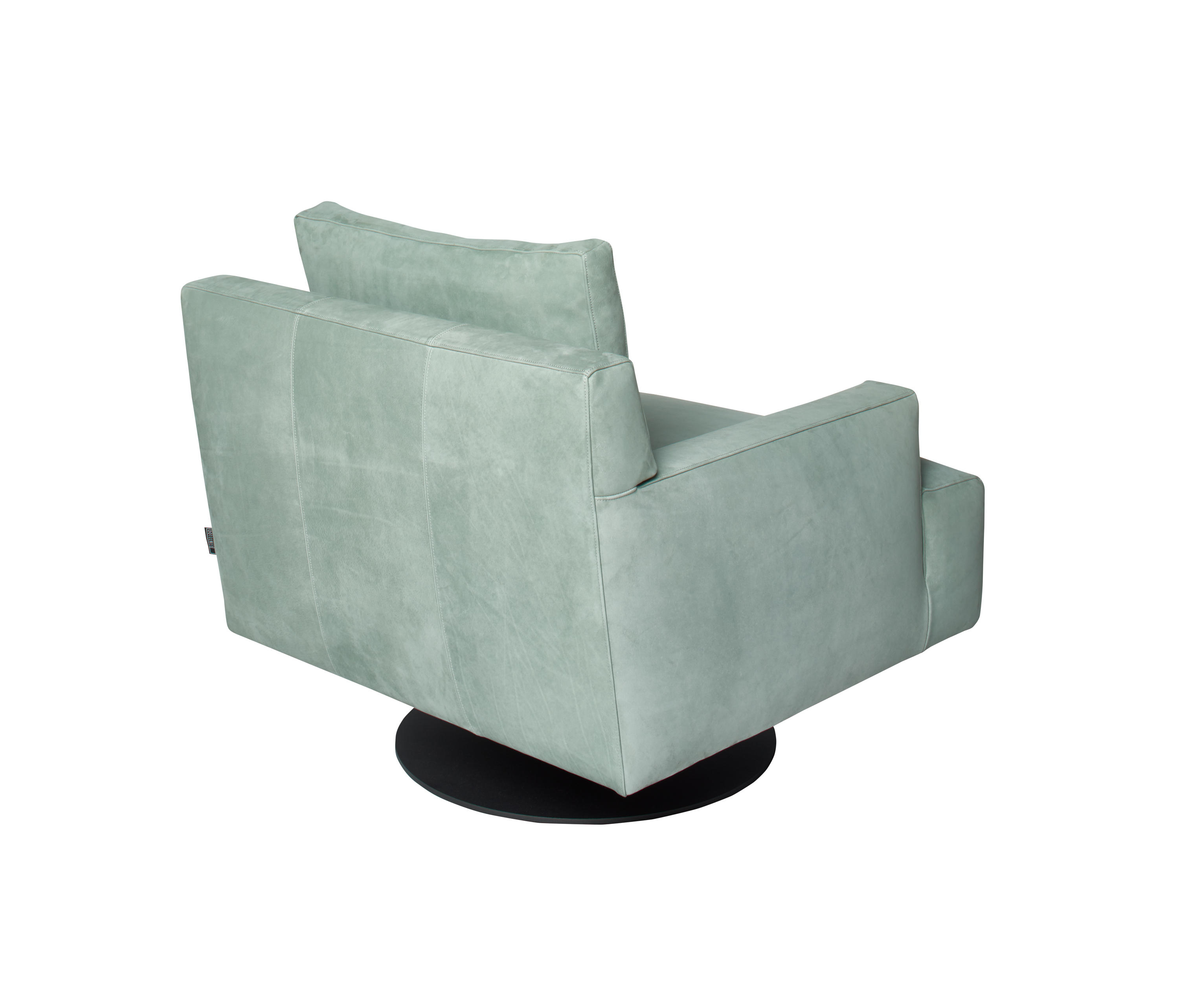 revolving lounge chair kid upholstered settee chairs from linteloo architonic