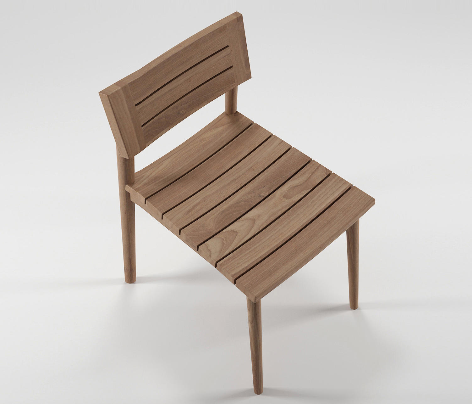 VINTAGE OUTDOOR DINING CHAIR  Chairs from Karpenter