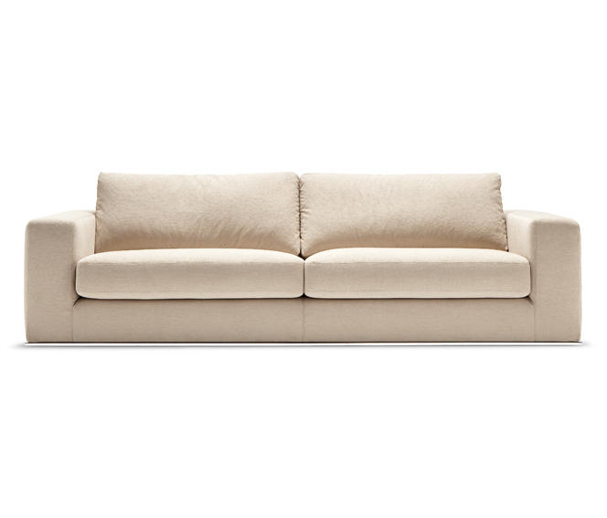 dalton sofa bed harrison luxe velvet pewter fabric sofas from loop co architonic by