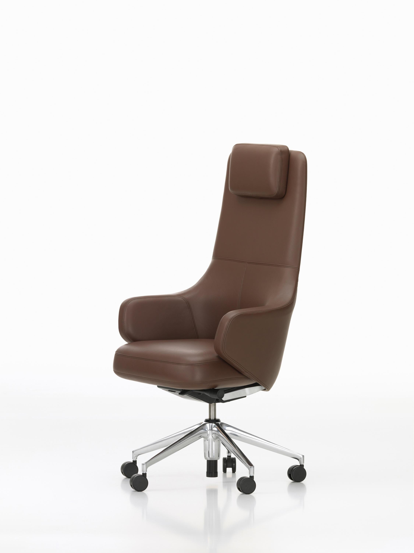grand executive highback de vitra chaises de bureau