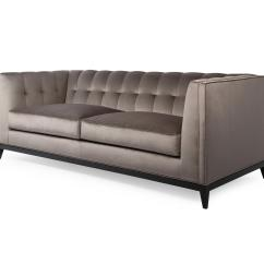 The Sofa And Chair Company Leather Macys Alexander Lounge Sofas From