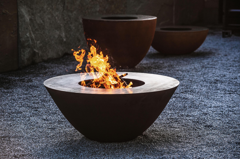 TULIP Gartenfeuerstellen Von Feuerring Architonic
