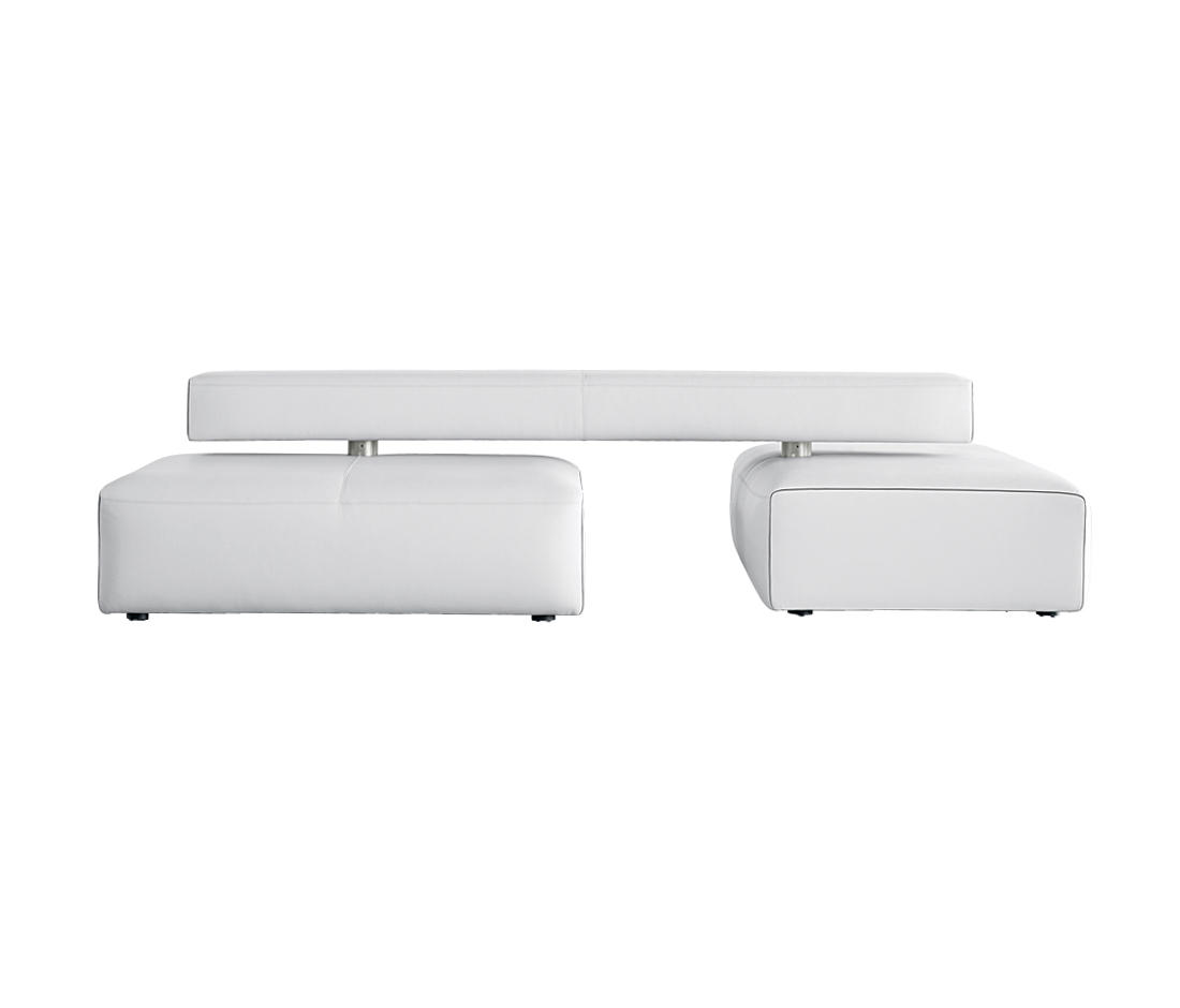 three sixty round sofa lounger lounge covers threesixty sofas from walter k architonic