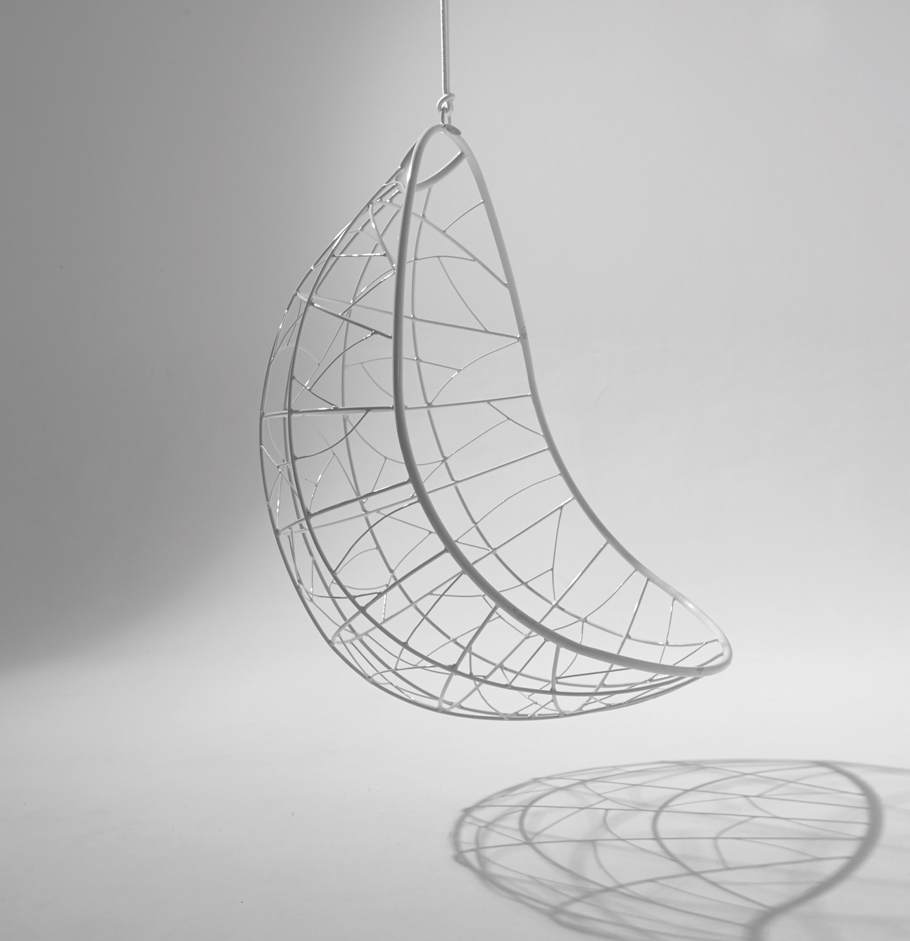 NEST EGG HANGING SWING CHAIR  Swings from Studio Stirling