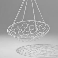 Hanging Ceiling Chair Automatic Rocking Basket Circle Swing Swings From Studio Stirling By