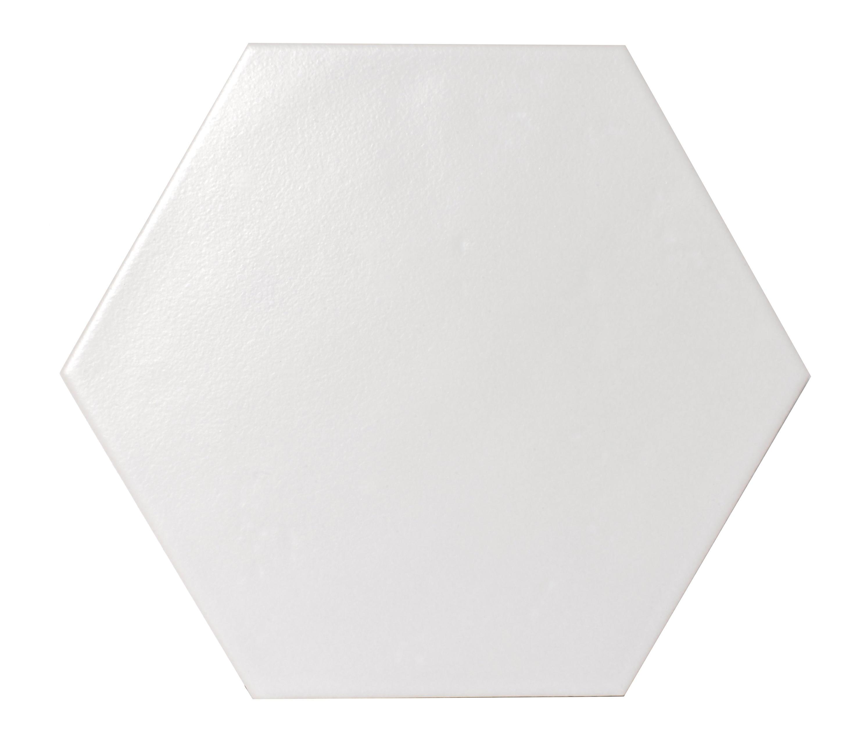 KONZEPT COLOR MOOD HEXAGON TERRA BIANCA  Ceramic tiles