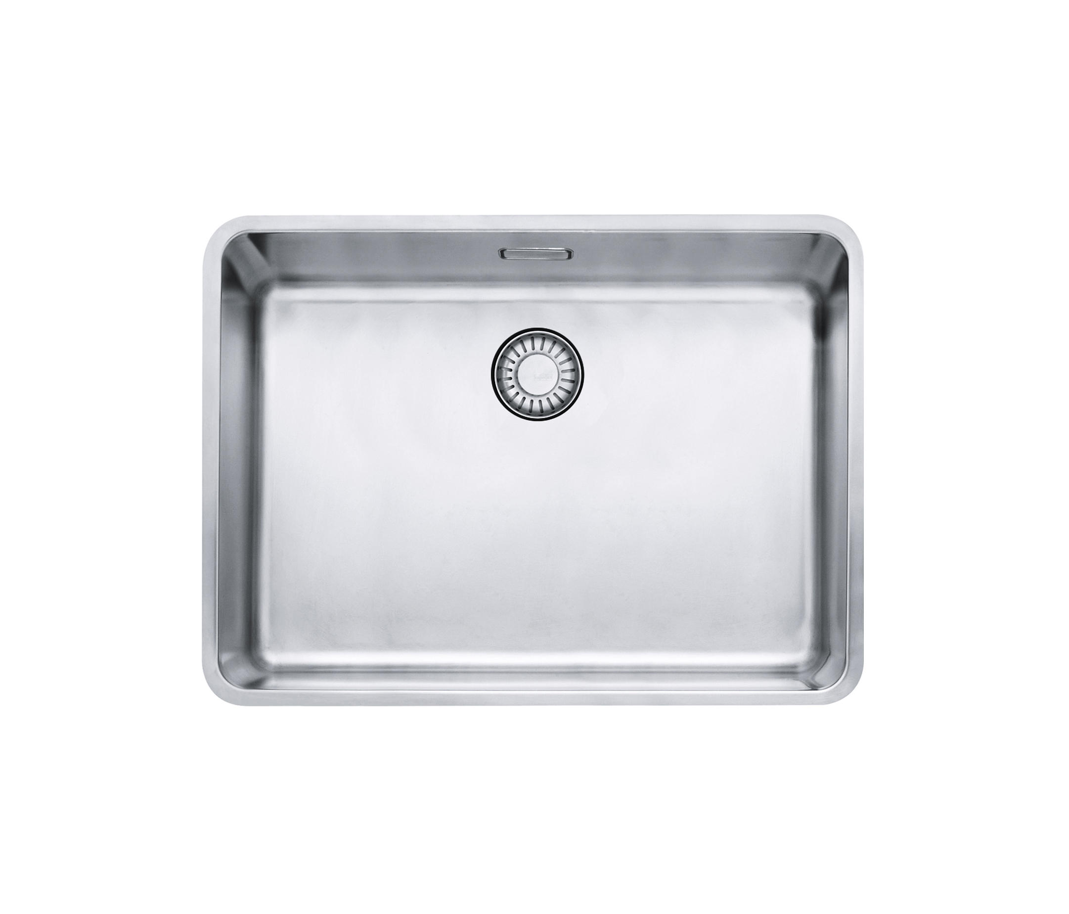 franke kitchen sinks portable kitchens kubus sink kbx 110 55 stainless steel from