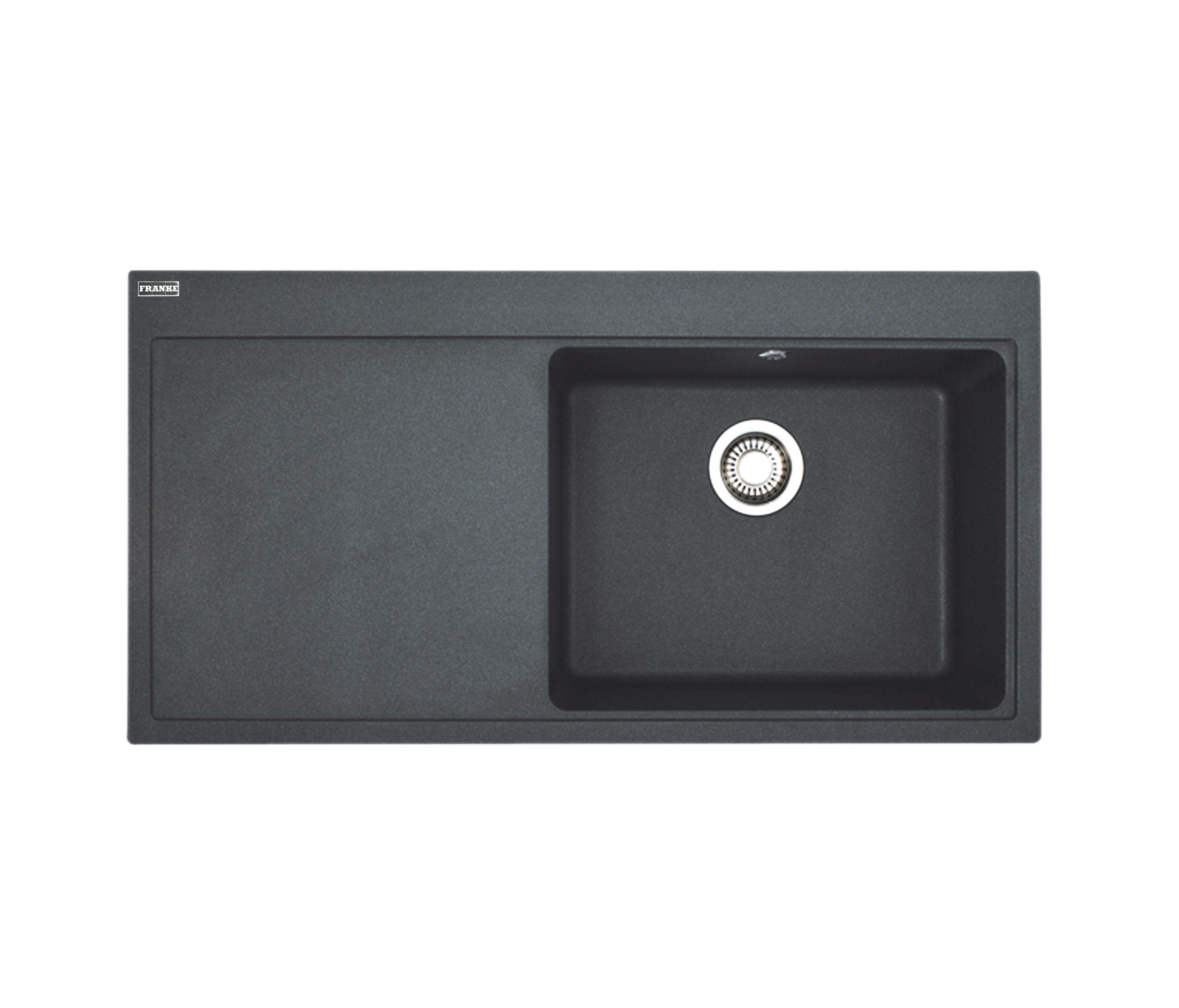 franke kitchen sinks commercial fan extractor mythos sink mtg 611 fragranit graphit from by systems